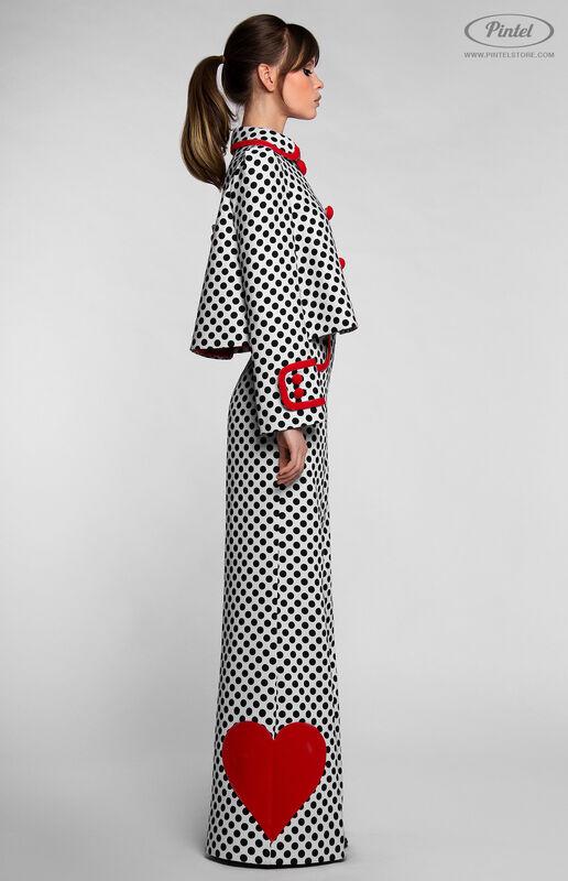 Костюм женский Pintel™ Комбинированный костюм YASMIN - фото 4