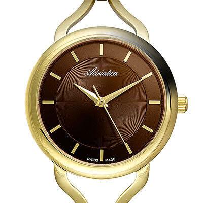 Часы Adriatica Наручные часы A3796.111GQ - фото 1