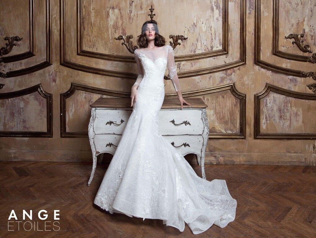 Свадебное платье напрокат Ange Etoiles Платье свадебное Charm 2017 Lakres - фото 1