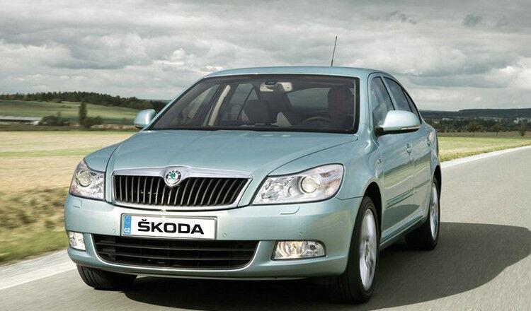 Прокат авто SKODA Octavia 2014 MT - фото 1