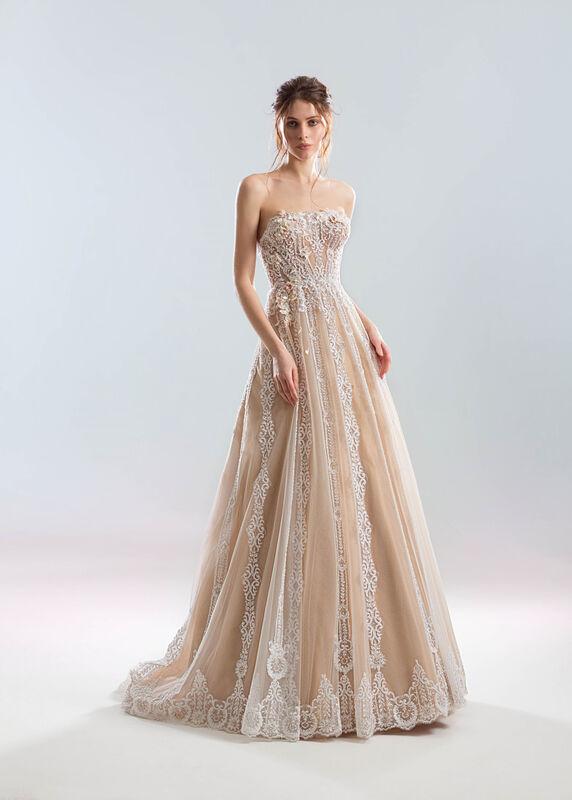 Свадебный салон Papilio Свадебное платье «Лиатрисс» - фото 1