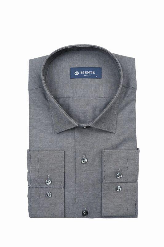 Кофта, рубашка, футболка мужская BIENTE Сорочка верхняя мужская biente BS421 - фото 1