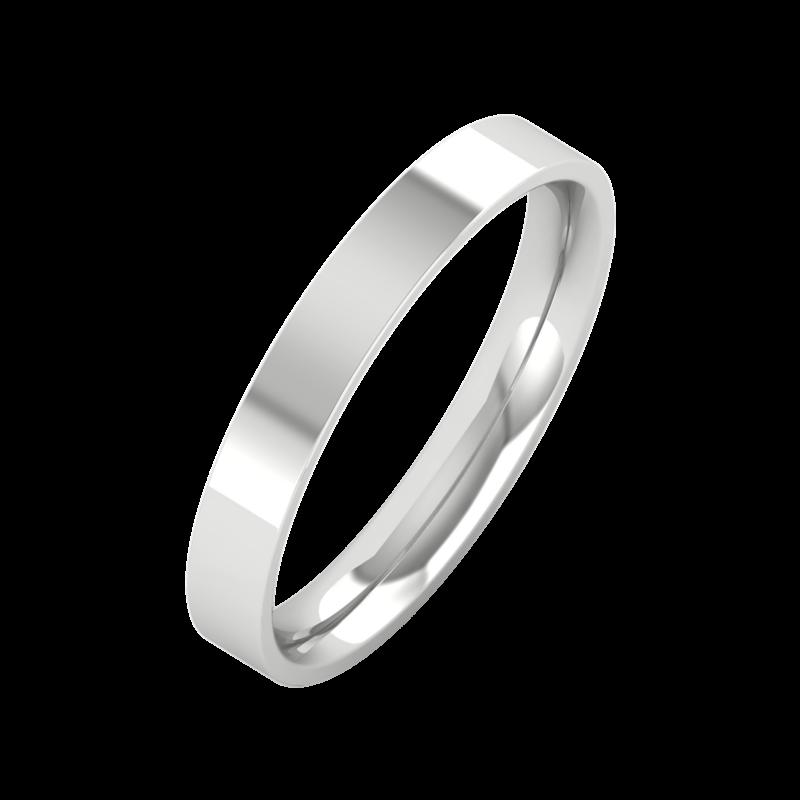 Ювелирный салон ZORKA Обручальное кольцо 193002/W - фото 1