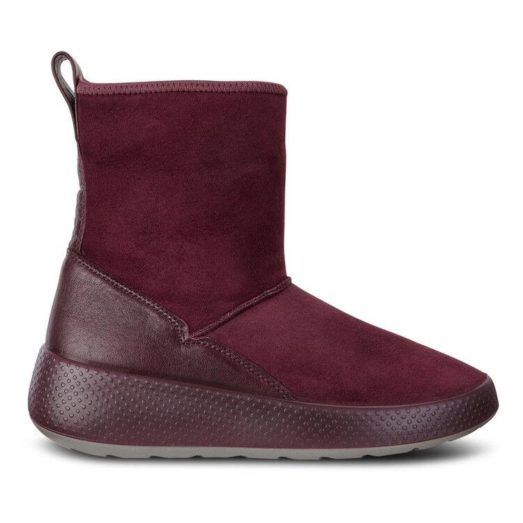 Обувь женская ECCO Полусапоги UKIUK 221003/50768 - фото 3