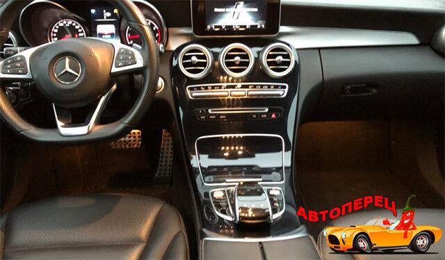 Прокат авто Mercedes-Benz C-class AMG - фото 4