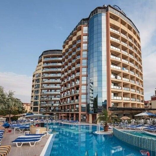 Туристическое агентство Клеопатра-тур Авиатур в Болгарию, Солнечный берег, Smartline Meridian Hotel 4* - фото 1