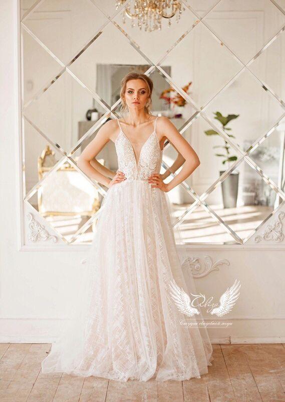 Свадебный салон ALIZA свадебное платье   Armania2 - фото 3