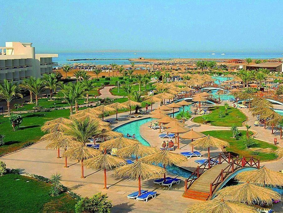 Туристическое агентство Санни Дэйс Пляжный авиатур в Египет, Хургада, Long Beach Resort 4* - фото 9