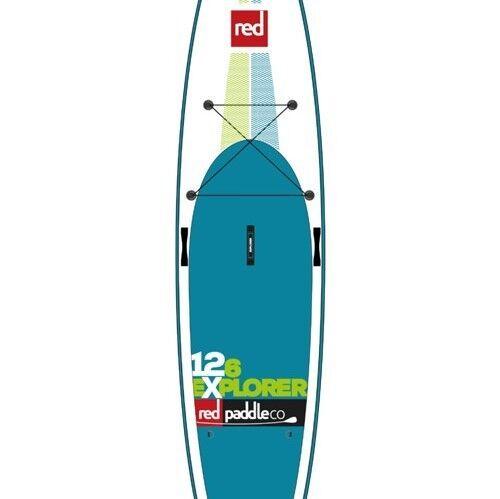 Летний товар RED PADDLE Доска EXPLORER 12'6″ - фото 1