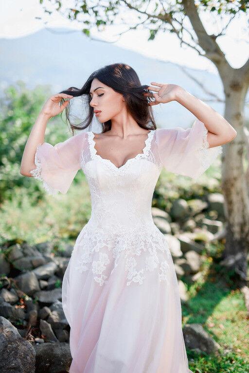 Свадебное платье напрокат Артемида Платье свадебное Peony - фото 3