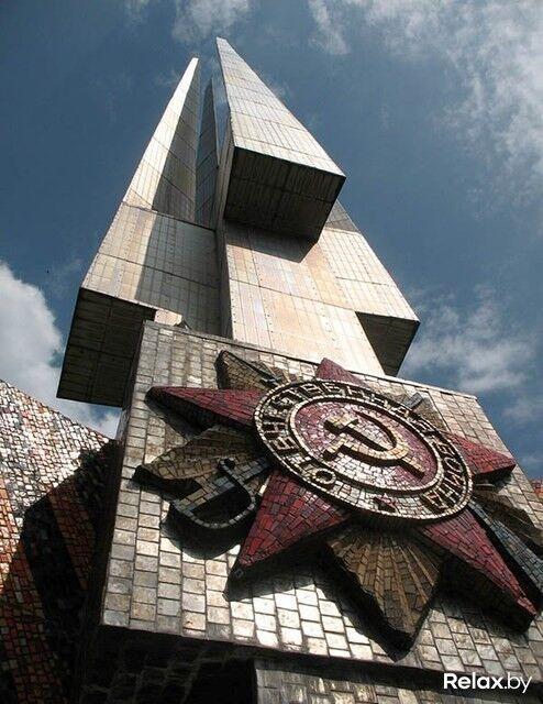 Достопримечательность Курган Славы Фото - фото 3