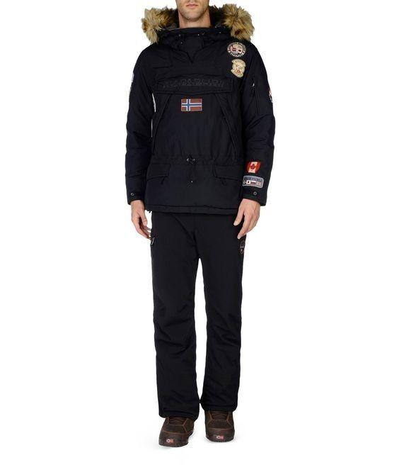 Верхняя одежда мужская Napapijri Куртка мужская Skidoo Expedition N0Y9IM176 - фото 4