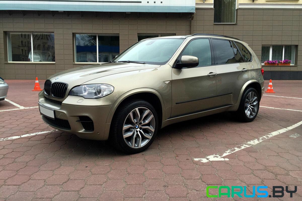 Прокат авто BMW X5 M-Sport - фото 1