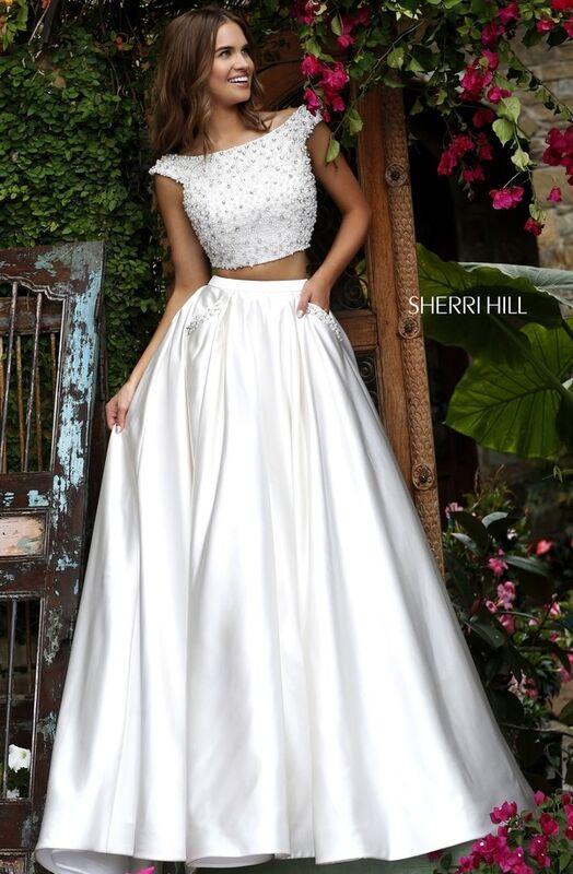 Вечернее платье Sherri Hill Платье 50088 - фото 3