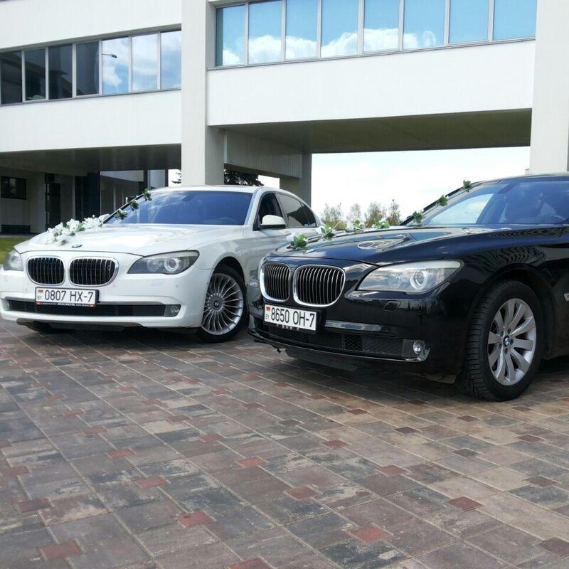 Прокат авто BMW F02 750li - фото 1