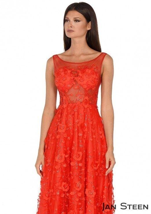 Вечернее платье Jan Steen Вечернее платье dy-59 - фото 3