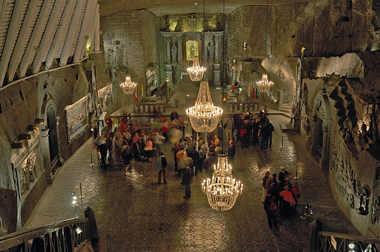 Туристическое агентство Голубой парус Автобусный экскурсионный тур «Краков – Величка – Освенцим» - фото 14