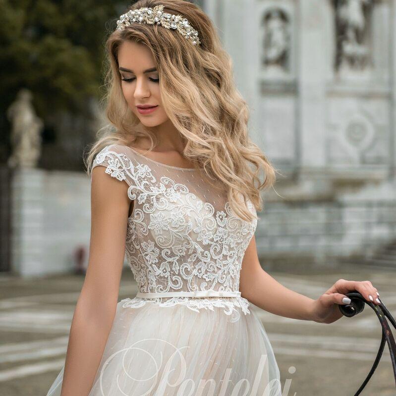 Свадебное платье напрокат Lavender Свадебное платье Portofino - фото 1