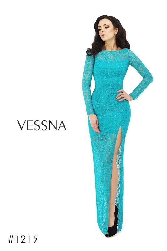 Вечернее платье Vessna Платье вечернее арт.1215 из коллекции VESSNA Party - фото 1