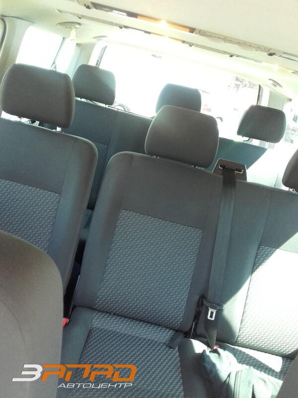 Прокат авто Volkswagen Caravelle 2009 - фото 5