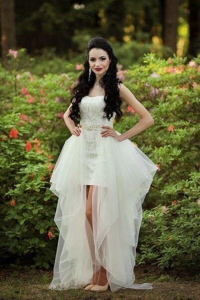 Свадебное платье напрокат ALIZA Платье свадебное «Karla» Diva Vivien - фото 1