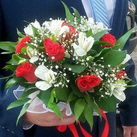Магазин цветов Цветочник Букет невесты «Марго» - фото 1