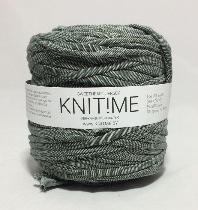 Товар для рукоделия Knit!Me Ленточная пряжа Sweetheart Jersey - SJ257 - фото 1
