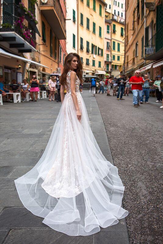 """Свадебное платье напрокат ALIZA свадебное платье """"Merionny"""" - фото 1"""