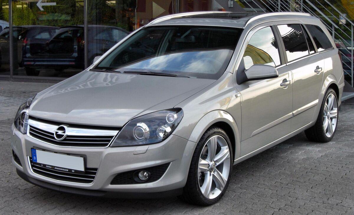 Прокат авто Opel Astra 2008 - фото 2