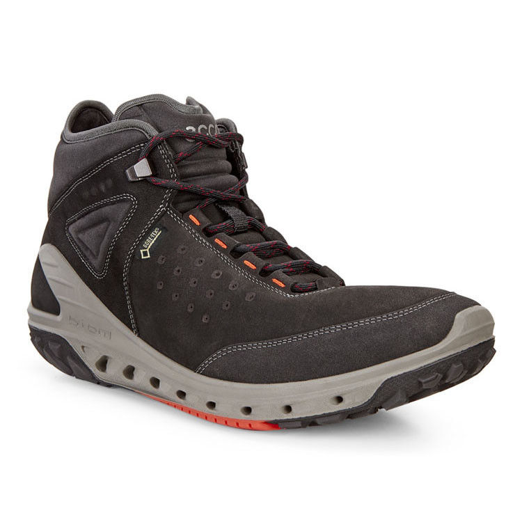 Обувь мужская ECCO Кроссовки высокие BIOM VENTURE 820734/51707 - фото 1