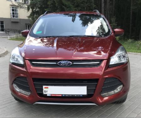 Прокат авто Ford Escape - фото 4
