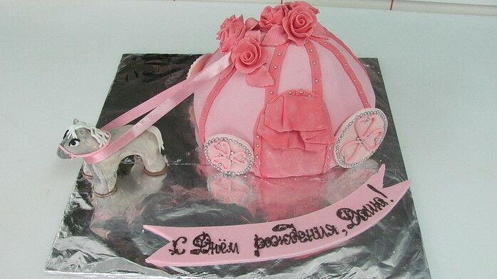 Торт Дольче Детский торт - фото 1