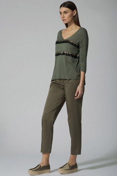 Кофта, блузка, футболка женская Elis Блузка женская арт. BL0151K - фото 1