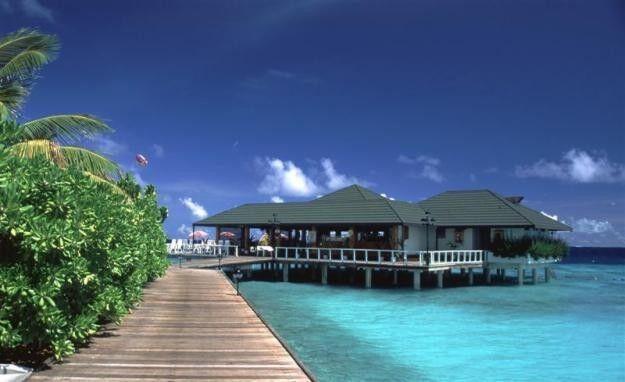 Туристическое агентство Jimmi Travel Отдых на Мальдивах, Paradise Island Resort 5* - фото 3