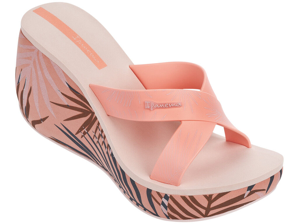 Обувь женская Ipanema Шлепанцы Lipstick Straps III Fem 81934-22309 - фото 1