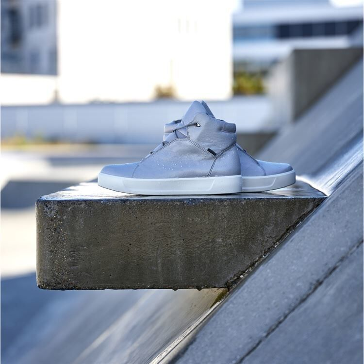 Обувь детская ECCO Кеды высокие S8 781103/01379 - фото 12