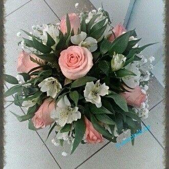 Магазин цветов Цветочник Букет для невесты «Прелесть» - фото 1