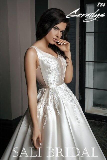 Свадебный салон Sali Bridal Свадебное платье 824 - фото 1
