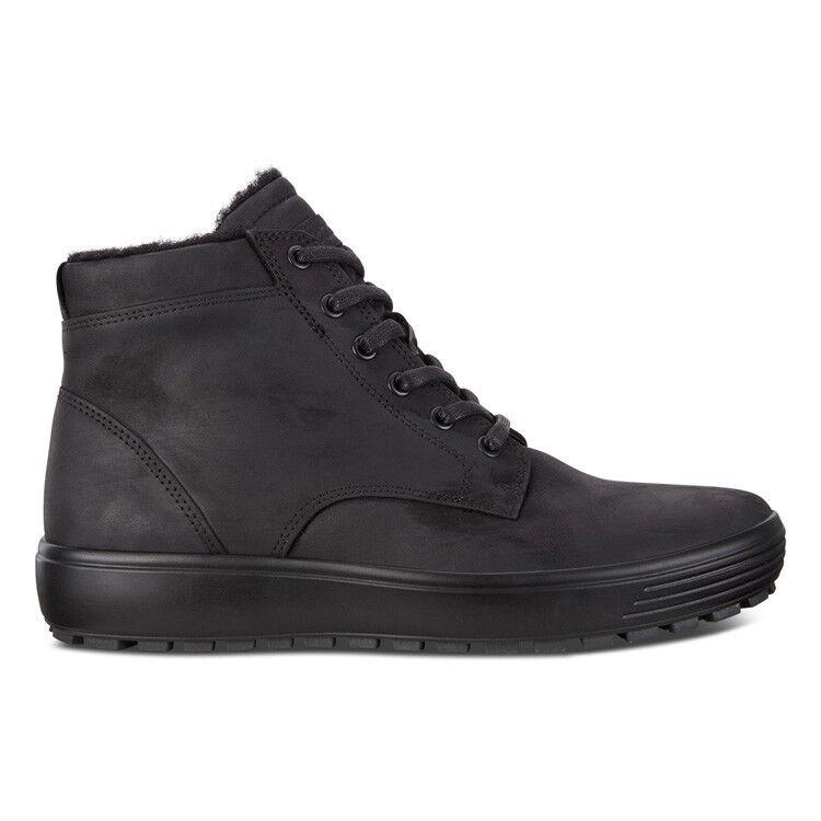 Обувь мужская ECCO Кеды высокие SOFT 7 TRED 450194/02001 - фото 3