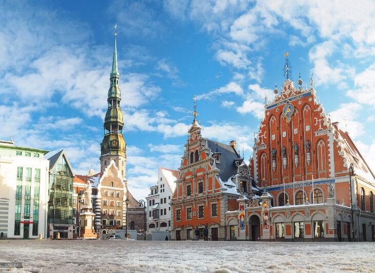 Туристическое агентство Территория отдыха Круиз «Рига-Стокгольм-Турку-Хельсинки-Таллин» - фото 3
