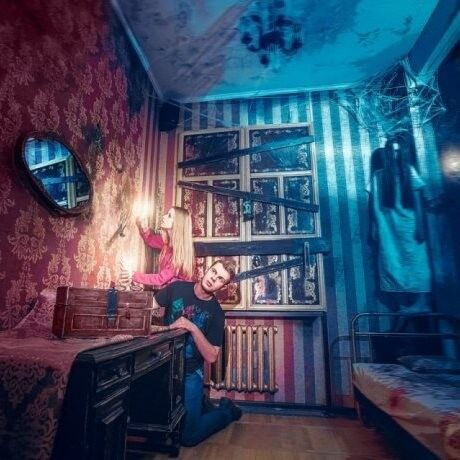Квест PodZamkom Квест «Призрак Амитивилля» на 3 чел. - фото 1
