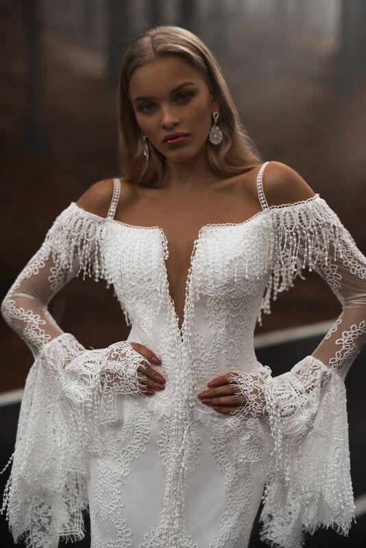 Свадебный салон Blammo-Biamo Платье свадебное Dream Ocean Asel - фото 1