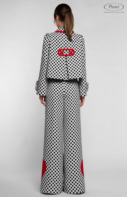 Костюм женский Pintel™ Комбинированный костюм YASMIN - фото 2