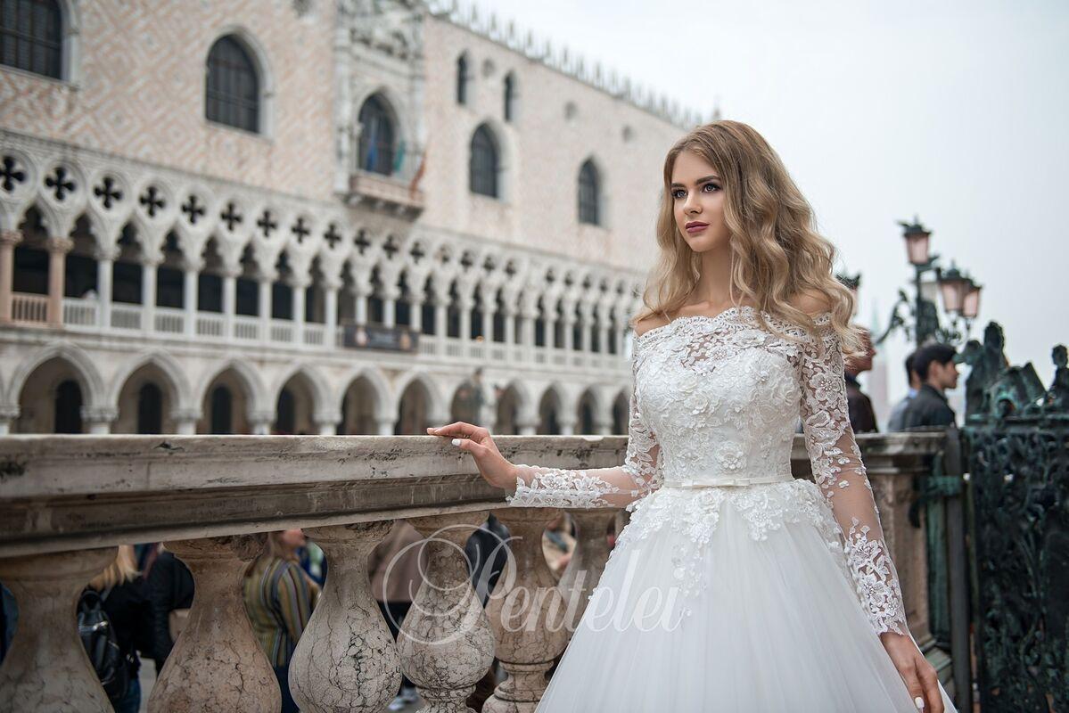 Свадебное платье напрокат Lavender Свадебное платье Alise - фото 4
