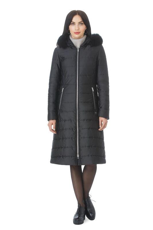 Верхняя одежда женская Elema Пальто женское зимнее Т-72691 - фото 1