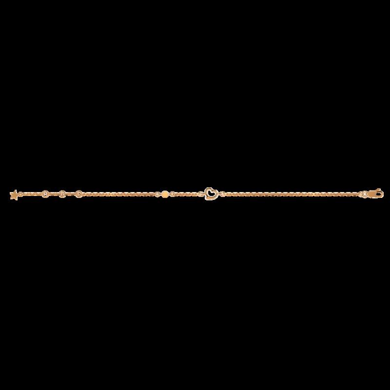 Ювелирный салон ZORKA Браслет 650026-9K - фото 1