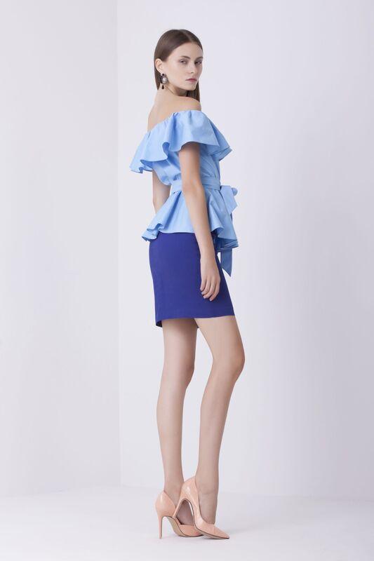Кофта, блузка, футболка женская Isabel Garcia Блуза BI580 - фото 2
