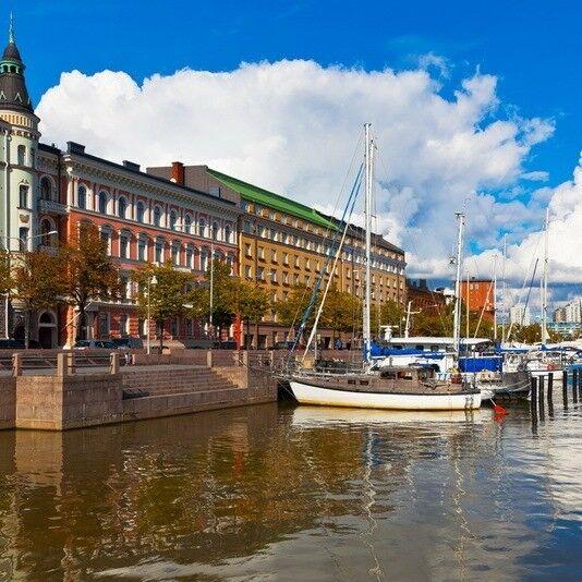 Туристическое агентство Матэп-90 Морской круиз «Таллин – Хельсинки – Стокгольм» - фото 1