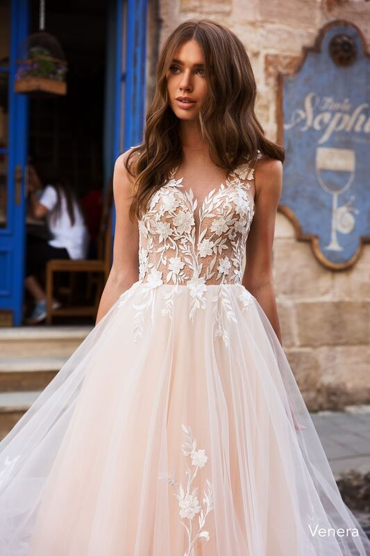 Свадебный салон Aivi Свадебное платье Venera (Love Repablic) - фото 3