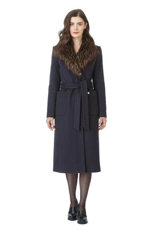 Верхняя одежда женская Elema Пальто женское зимнее Т-6461(2017) - фото 1